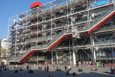 Centre Georges Pompidou -