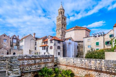 Katedrála sv. Domnia ve Splitu -