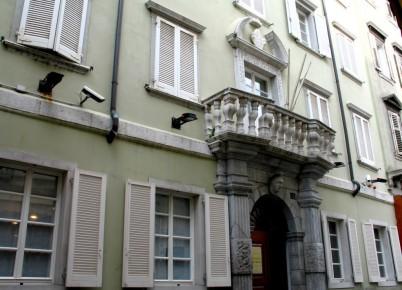 Muzeum orientálního umění - http://www.museoarteorientaletrieste.it/storia/