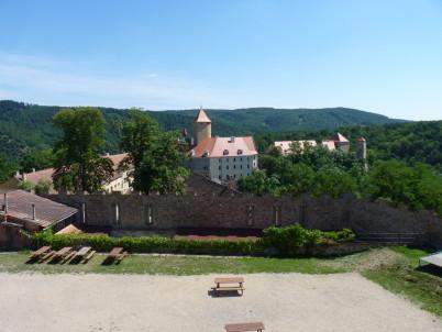 hrad Veveří -