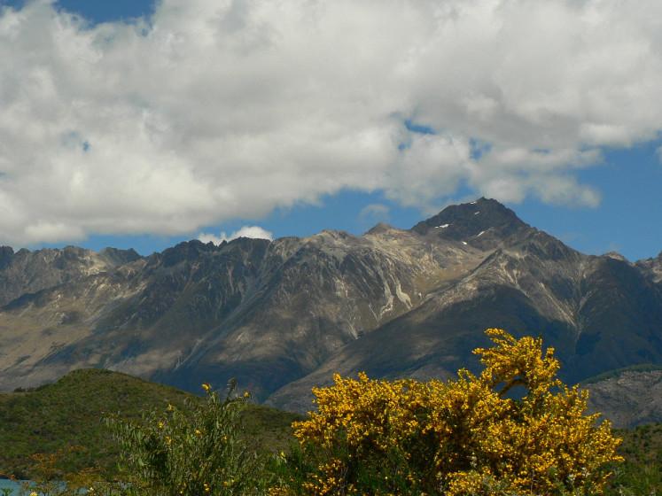 Novozélandské Alpy