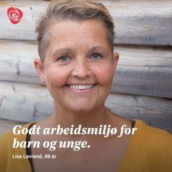 Lise Løvland
