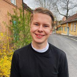 Fredrik Tiochta Sørlie