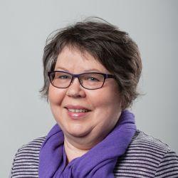 Ragnfrid Johanna Skavland