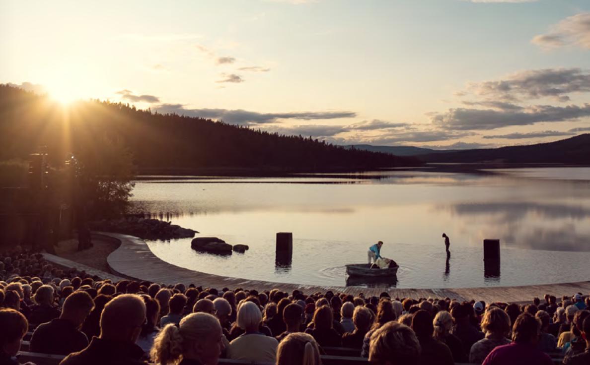 Bilde fra Gålå