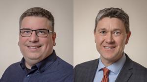 Arne Buchholdt Espedal og Arne Oftedal