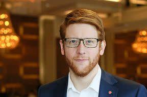 Martin Henriksen, stortingsrepresentant for Troms Arbeiderparti