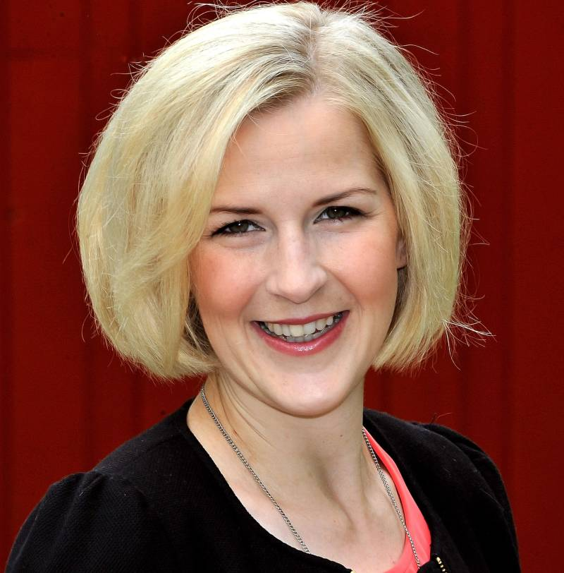 Stortingskandidat Elise Bjørnebekk-Waagen