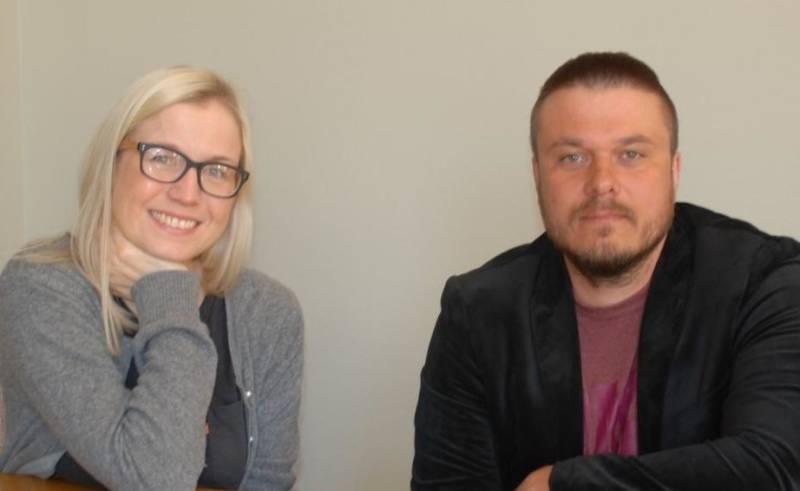 Linn, Ordførerkandidat og Helge vara ordførerkandidat