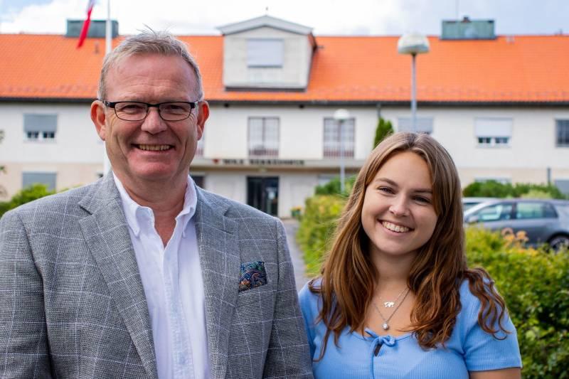 Ordførerkandidat og ungdomskandidat