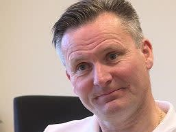 Ordfører Jarle Nilsen