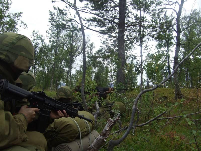Terningmoen blir ny felles rekruttskole for Hæren. Foto: Preben Schultz Geier