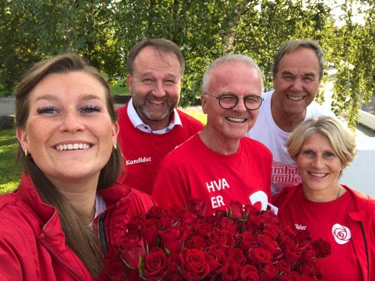 I valgkampen 2019 gikk vi husbesøk i hele Bærum