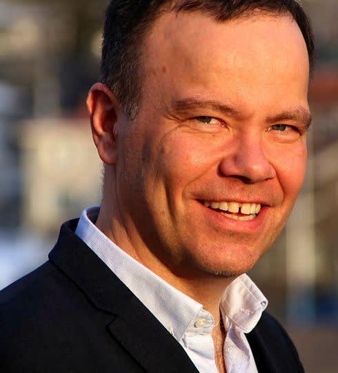 Fylkesrådsleder Tomas Norvoll.