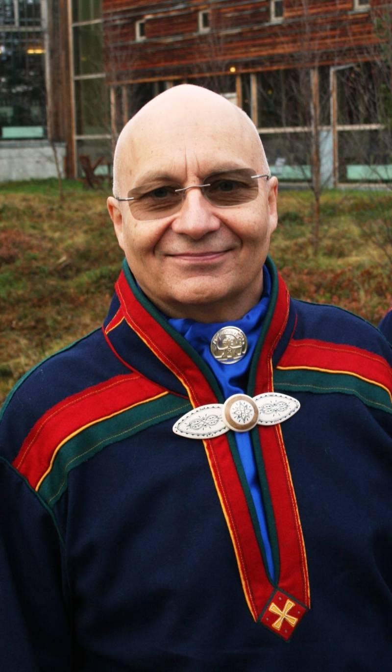 Nyvalgt sametingsrepresentant fra Ávjovári valgkrets