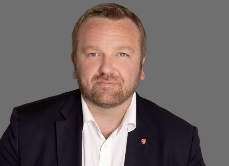 Anders Røberg-Larsen pressebilde foto