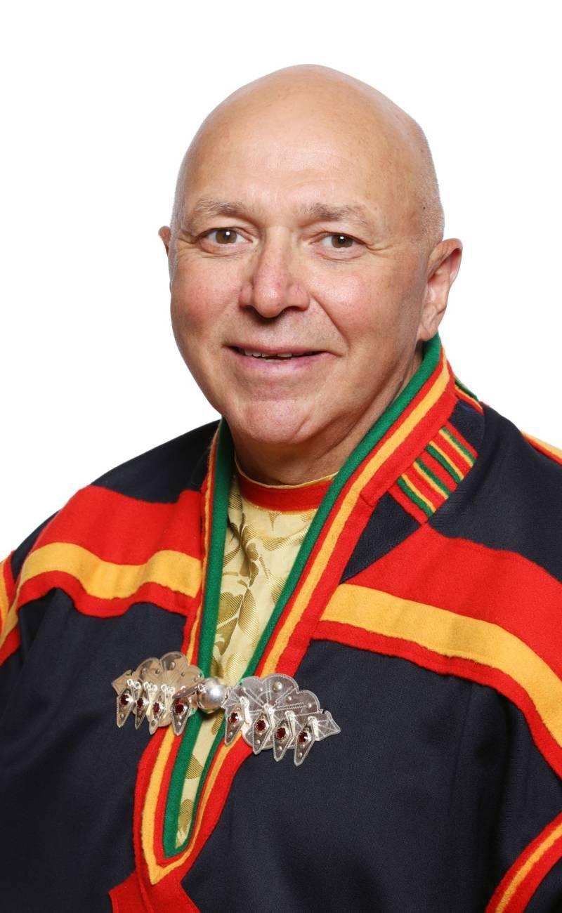 Sametingsrepresentant Arild Inga