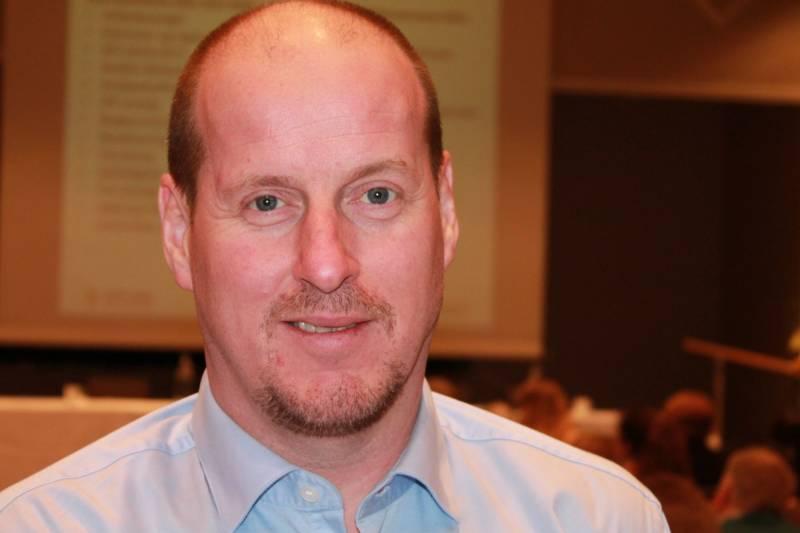 Thomas innleder på medlemsmøte i Folldal Ap 4/6-18 - oppstart programarbeid