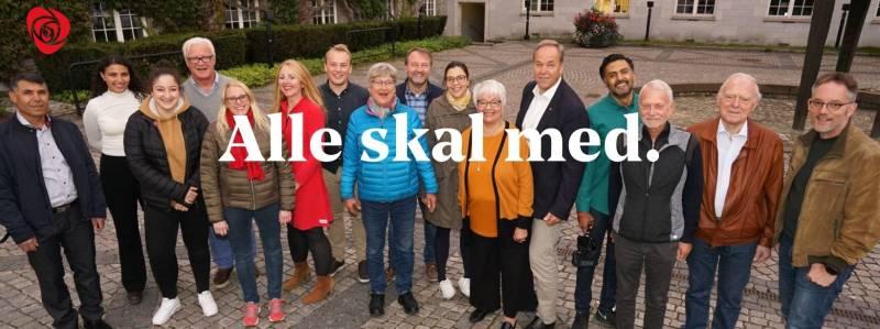 kommunestyregruppa 2019-2023 Bærum Arbeiderparti