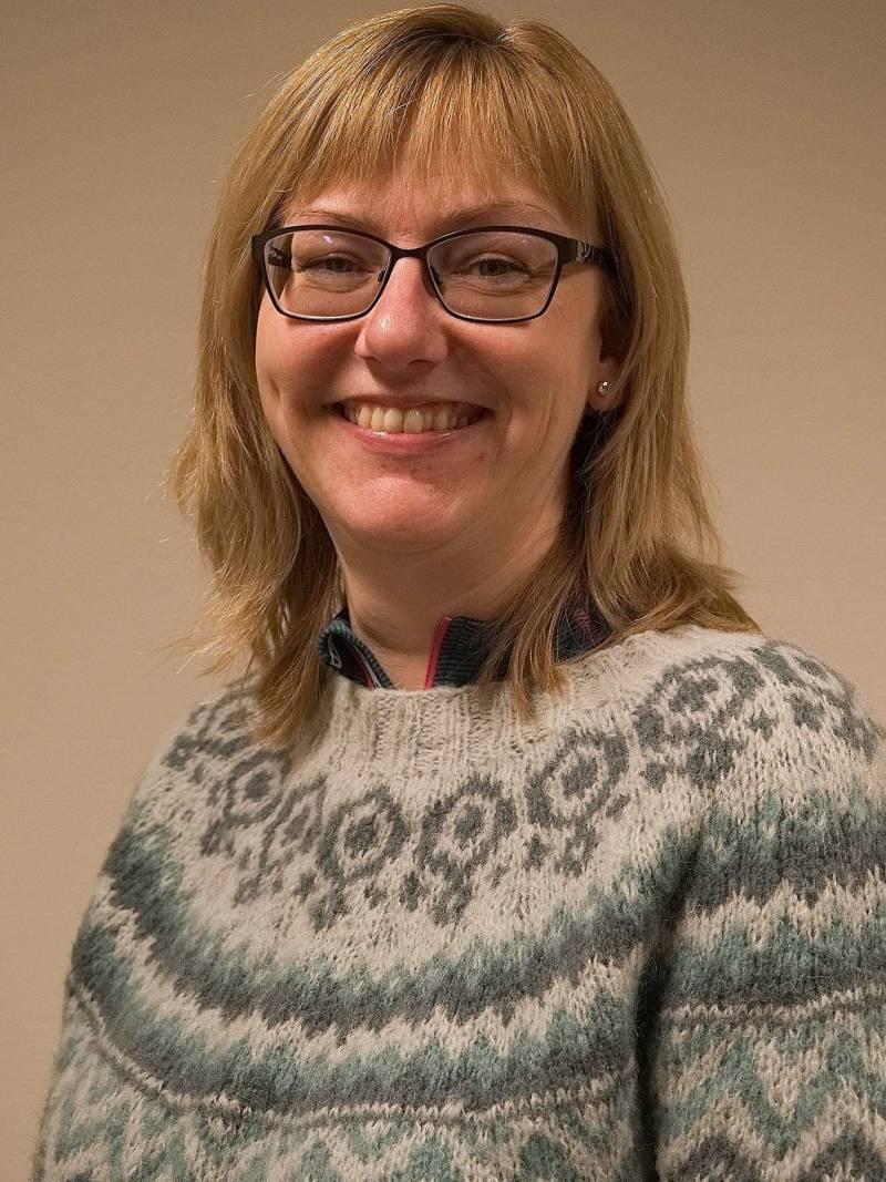 Elin-Mari Bjørsvik Nikolaisen er kandidat for Evenes AP ved valget 2019