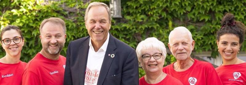Topp 6 kandidater for Bærum Arbeiderparti valget 2019