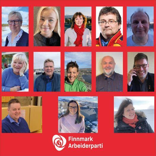 Finnmark landsmøtedelegasjon