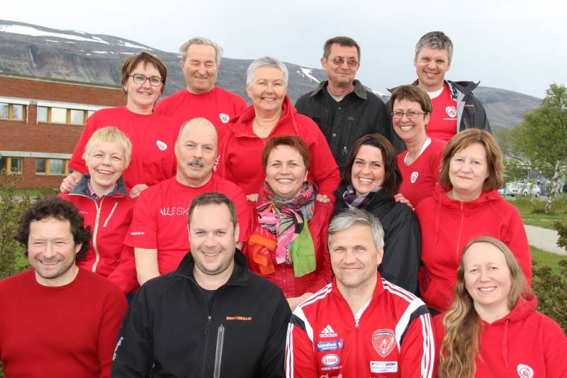 Gruppebilde kommunevalget 2015