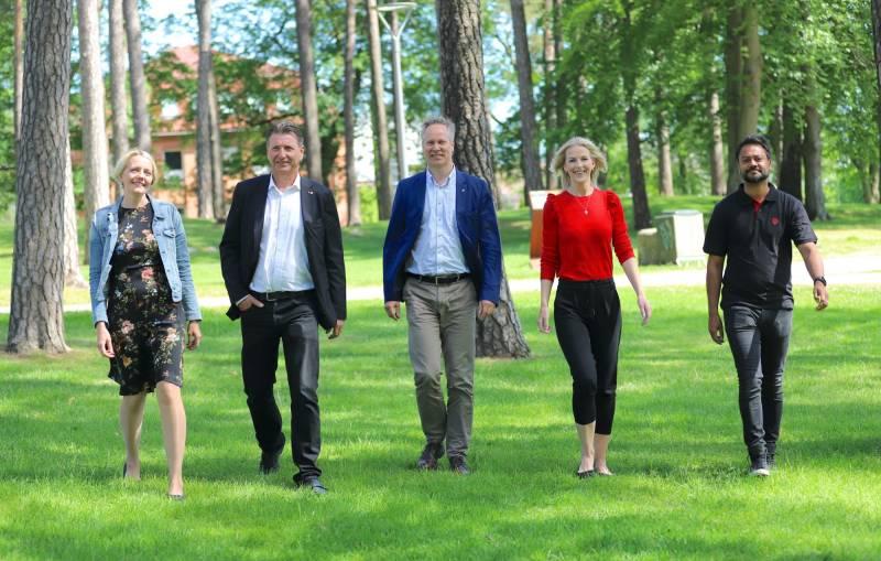 Stortingskandidater Østfold