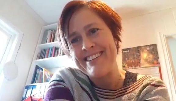 Maja Foss Five, leder av hovedutvalget for kultur, folkehelse, tannhelse og idrett.