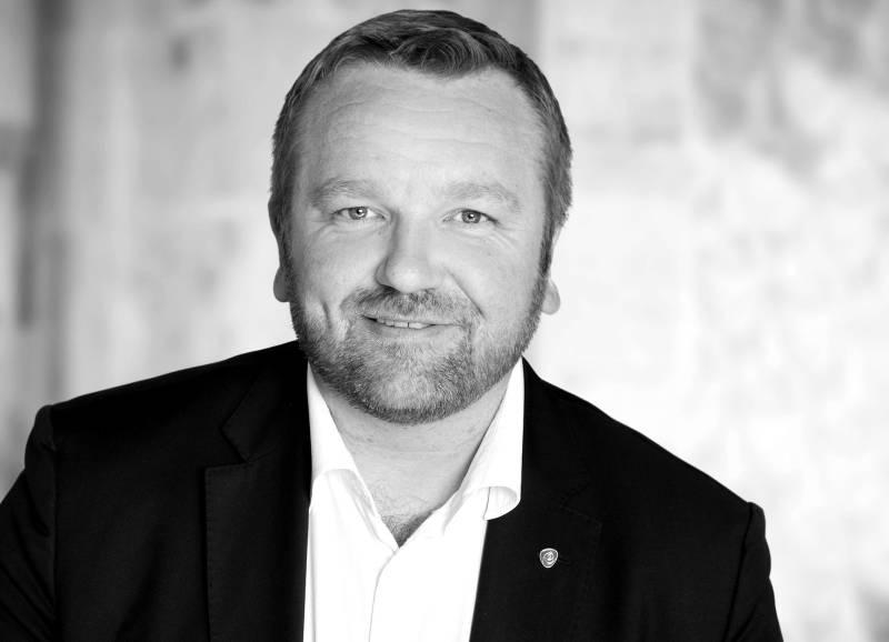 Anders Røberg-Larsen svart/hvitt foto pressebilde