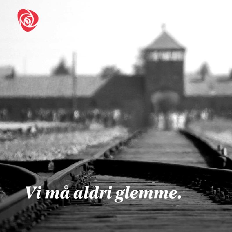 Vi må aldri glemme