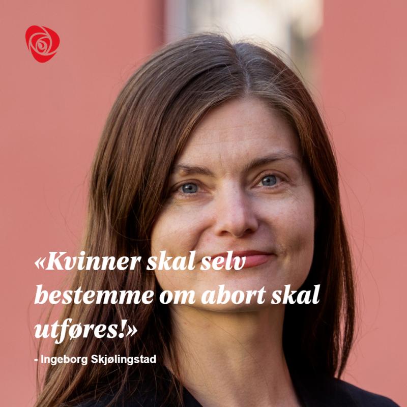Ingeborg Skjølingstad om abort