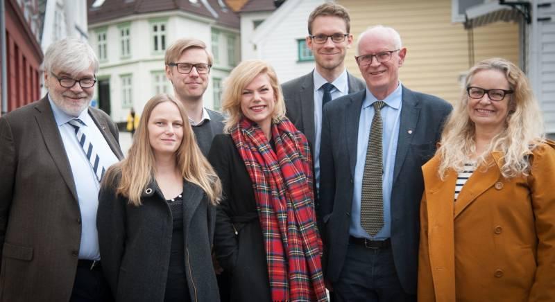 Hordalands stortingskandidater.