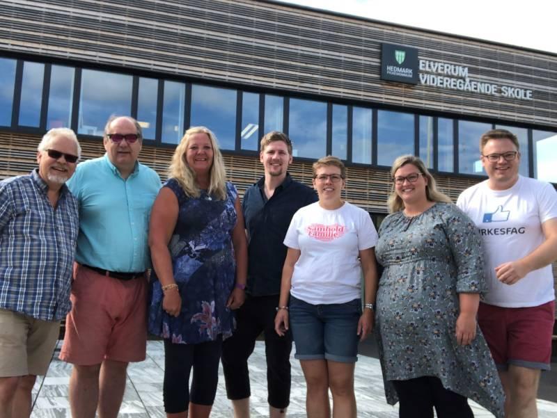 Lover flere læreplasser i Elverum og læreplassgaranti i Innlandet