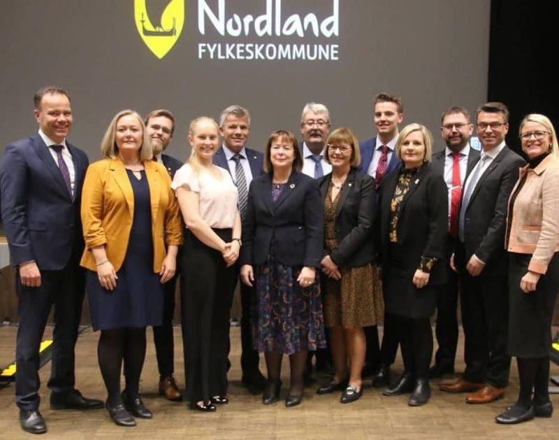 Nordland Arbeiderpartis fylkespolitikere 2019-2023