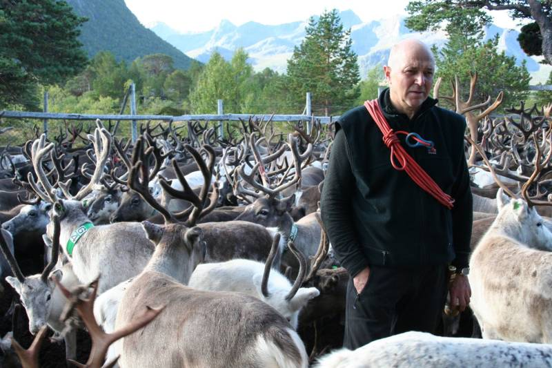 Arild Pettersen Inga. Foto:Privat
