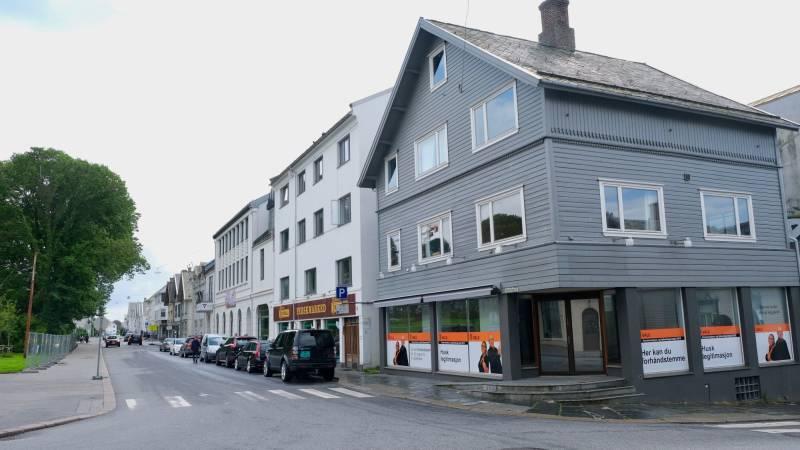 Lokale for forhåndsstemmer i Haugesund