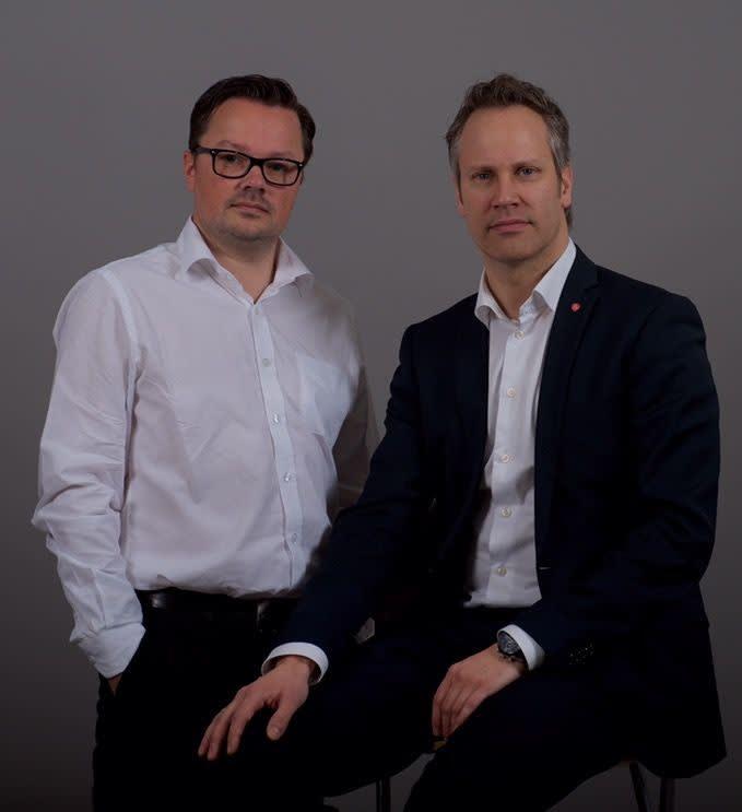 Atle Ottesen og Jon-Ivar Nygård