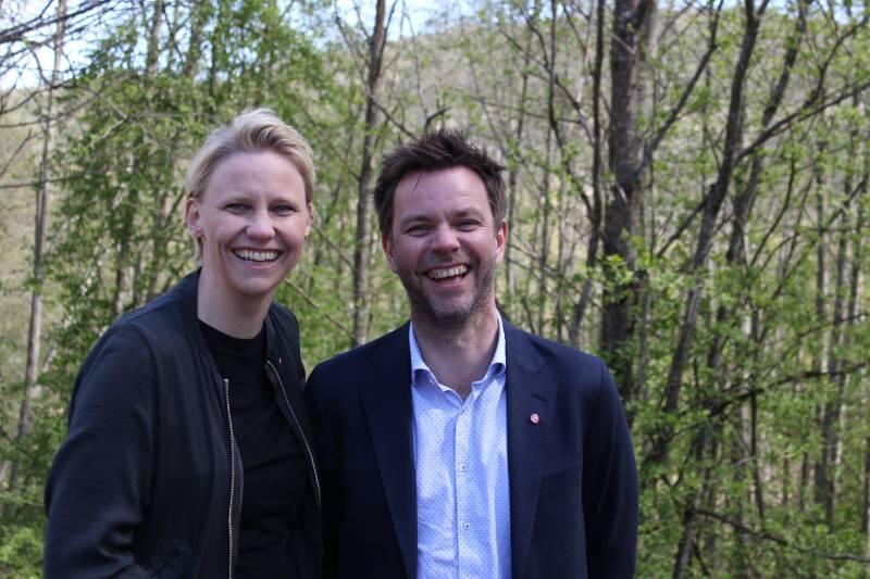 Maria og Truls
