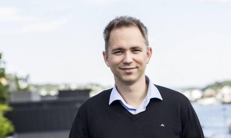 Stortingskandidat Tellef Inge Mørland