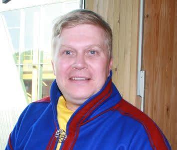 Ronny Wilhelmsen, 1. kandidat i Nordre valgkrets