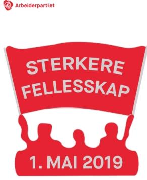 1. mai merke 2019