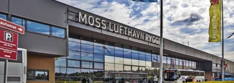 Avinor bør drifte flyplassen på Rygge