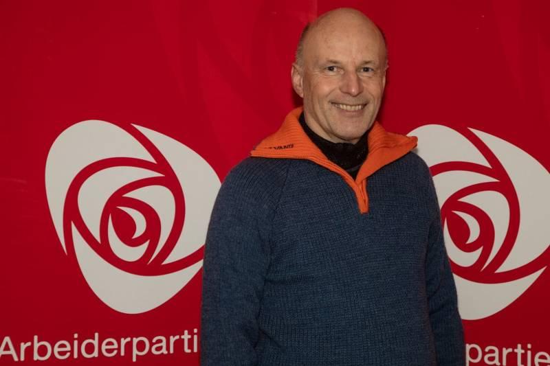 Erik Skjervagen, ordførerkandidat Fyresdal