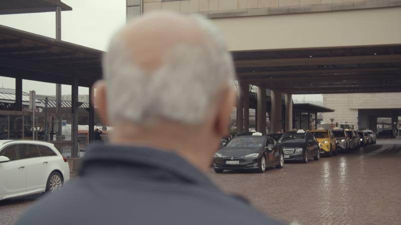 Taxikø