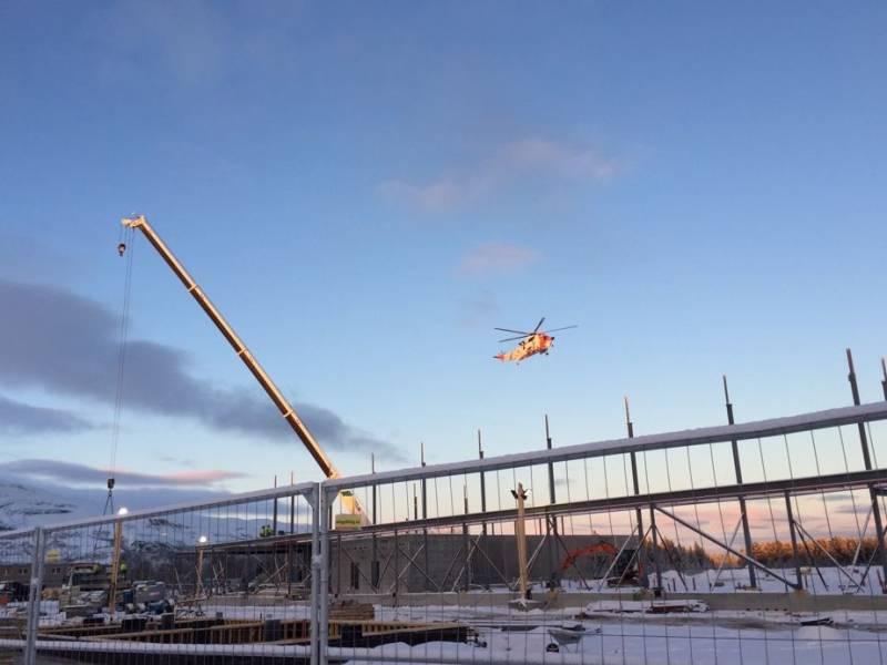 Ny hangar 330