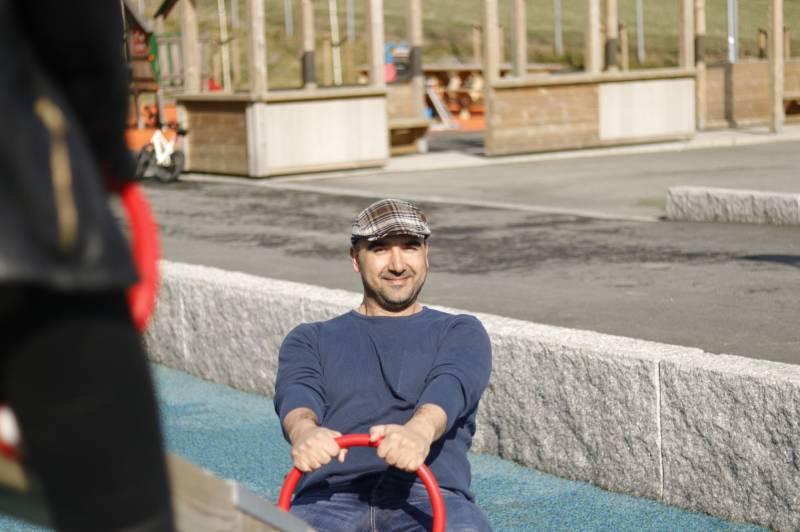 Khalil vil gjøre kommunen bedre for barn og ungdom