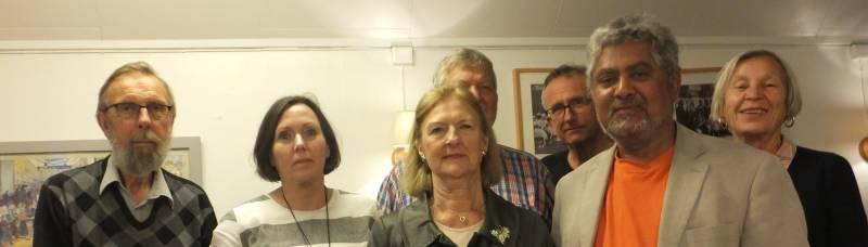 Styret for Ullern Arbeiderparti