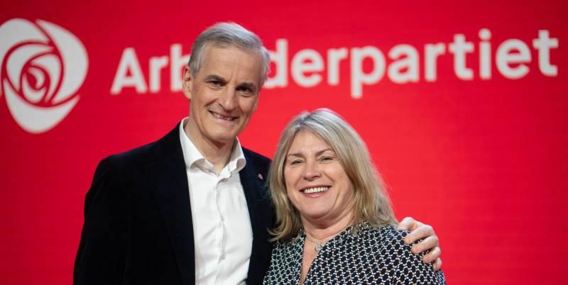 Kirsten og Jonas på landsmøtet 2019