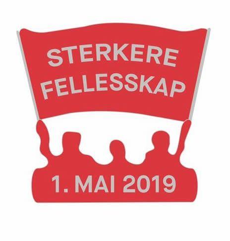 Sterkere fellesskap - 1 mai 2019